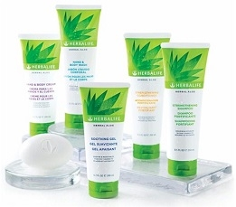 Herbalife Aloe producten