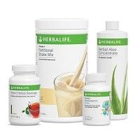 Herbalife afslankpakket